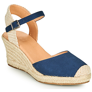 Chaussures Femme Espadrilles Xti ALFED Marine