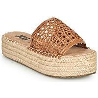 Chaussures Femme Mules Xti FREDI Camel