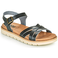 Chaussures Femme Sandales et Nu-pieds Xti OSSA Noir