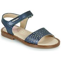 Chaussures Fille Sandales et Nu-pieds Pablosky LILLA Marine