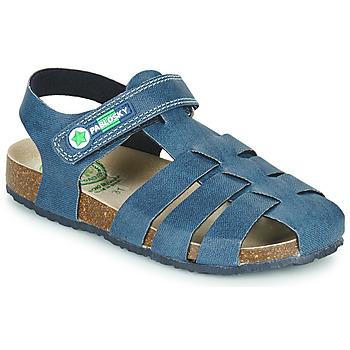 Chaussures Garçon Sandales et Nu-pieds Pablosky DAMMI Bleu