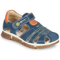 Chaussures Garçon Sandales et Nu-pieds Pablosky REAL Marine
