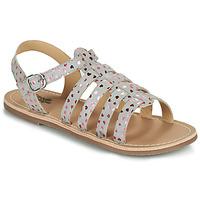 Chaussures Fille Sandales et Nu-pieds Citrouille et Compagnie MAYANA Gris