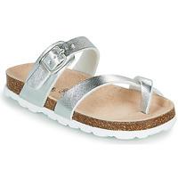 Chaussures Fille Mules Citrouille et Compagnie OMILA Argent