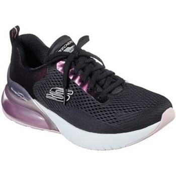 Chaussures Femme Baskets basses Skechers Basket Femme Skech-Air Stratus Noir