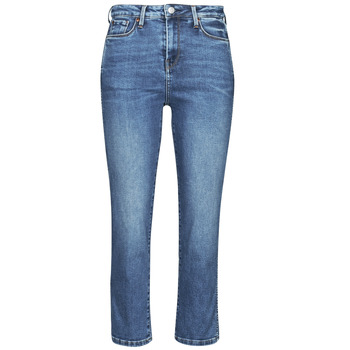 Vêtements Femme Jeans slim Pepe jeans DION 7/8 Bleu Medium Hf8