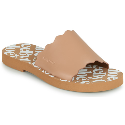 Chaussures Femme Mules See by Chloé ESSIE Camel