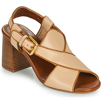 Chaussures Femme Sandales et Nu-pieds See by Chloé HELLA Beige