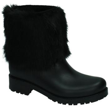 Chaussures Femme Bottes ville B&w  Noir