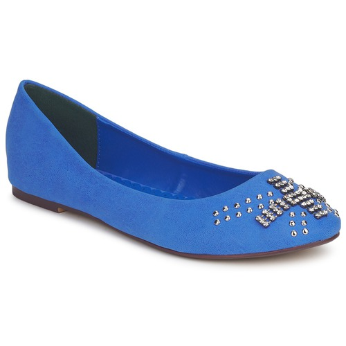 Chaussures Femme Ballerines / babies Friis & Company SISSI Bleu