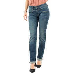 Vêtements Femme Jeans slim Freeman T.Porter cathya f0913 fanada bleu