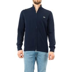 Vêtements Homme Gilets / Cardigans Lacoste ah1957 166 marine bleu