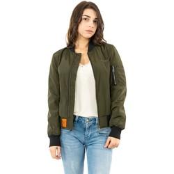 Vêtements Femme Blousons Bombers Original max kaki vert