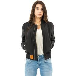 Vêtements Femme Blousons Bombers Original max black noir