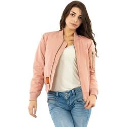Vêtements Femme Blousons Bombers Original original rose