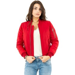 Vêtements Femme Blousons Bombers Original original red rouge