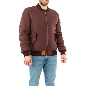 Vêtements Homme Blousons Bombers Original original burgundy rouge