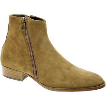 Chaussures Homme Boots Progetto 4126 Marrone