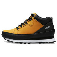 Chaussures Enfant Baskets montantes 4F JOBMW002 Jaune