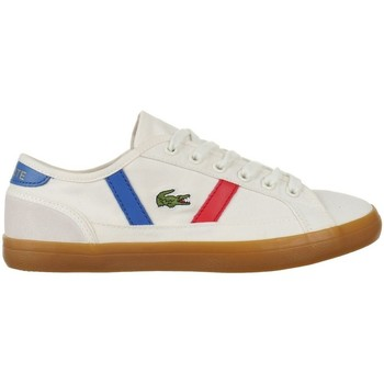 Chaussures Femme Baskets basses Lacoste Sideline Blanc