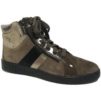 Chaussures Femme Baskets mode Mam'Zelle Bagas Marron