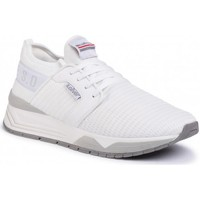 Chaussures Homme Baskets basses S.Oliver Chaussures plates blanches Blanc