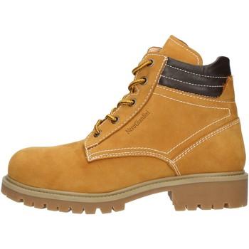 Chaussures Garçon Randonnée NeroGiardini I033930M Jaune