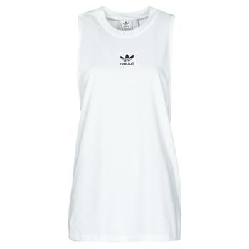 Vêtements Femme Débardeurs / T-shirts sans manche adidas Originals TANK Blanc