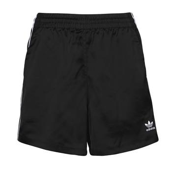 Vêtements Femme Shorts / Bermudas adidas Originals SATIN SHORTS Noir