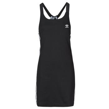 Vêtements Femme Robes courtes adidas Originals RACER B DRESS Noir