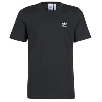 Vêtements Homme T-shirts manches courtes adidas Originals ESSENTIAL TEE Noir