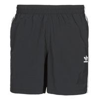 Vêtements Homme Maillots / Shorts de bain adidas Originals 3-STRIPE SWIMS Noir