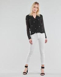 Vêtements Femme Chinos / Carrots Le Temps des Cerises PULP HILL Blanc