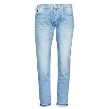 Vêtements Femme Jeans boyfriend Le Temps des Cerises MACEL Bleu