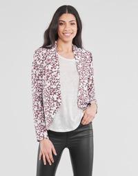 Vêtements Femme Vestes / Blazers Le Temps des Cerises GOYA Blanc