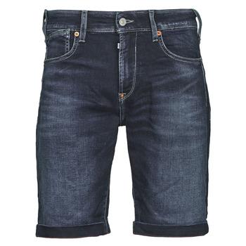 Vêtements Homme Shorts / Bermudas Le Temps des Cerises JOGG BERMUDA Bleu / Noir