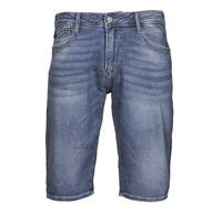 Vêtements Homme Shorts / Bermudas Le Temps des Cerises JOGG BERMUDA Bleu