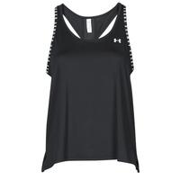 Vêtements Femme Débardeurs / T-shirts sans manche Under Armour UA KNOCKOUT TANK Noir