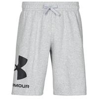 Vêtements Homme Shorts / Bermudas Under Armour UA RIVAL FLC BIG LOGO SHORTS Gris