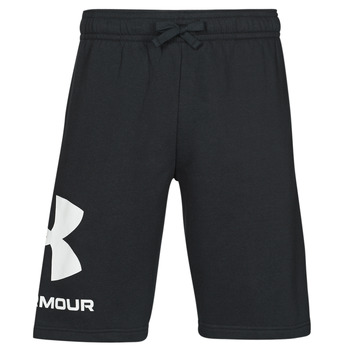 Vêtements Homme Shorts / Bermudas Under Armour UA RIVAL FLC BIG LOGO SHORTS Noir