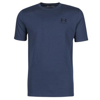 Vêtements Homme T-shirts manches courtes Under Armour UA SPORTSTYLE LC SS Bleu