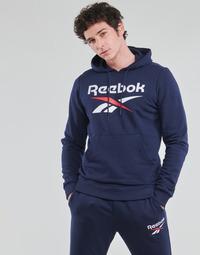 Vêtements Homme Sweats Reebok Classic RI FT OTH BL HOODIE Bleu
