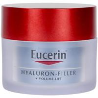 Beauté Anti-Age & Anti-rides Eucerin Hyaluron-filler +volume-lift Crème De Nuit  50 ml