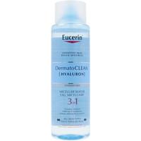 Beauté Démaquillants & Nettoyants Eucerin Dermatoclean Loción Micelar 3 En 1  400 ml