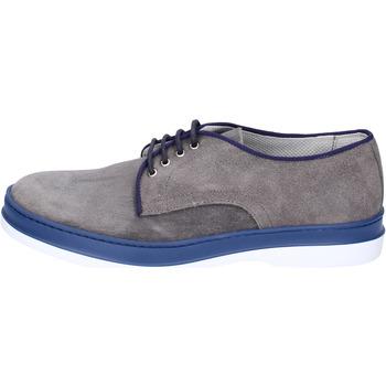 Chaussures Homme Derbies & Richelieu Viva Élégantes Daim Gris