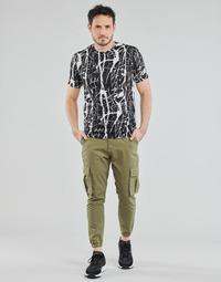 Vêtements Homme Pantalons 5 poches Yurban OUNERI Kaki