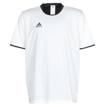 Vêtements Homme T-shirts manches courtes adidas Performance TAN REV JSY Blanc