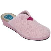Chaussures Femme Chaussons Cbp - Conbuenpie  Rose