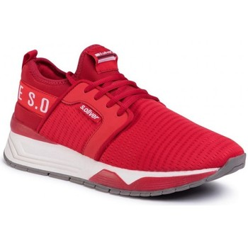 Chaussures Homme Baskets basses S.Oliver 13639500 Rouge