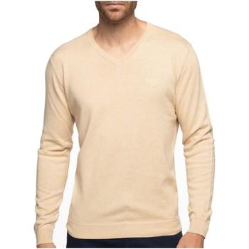 Vêtements Homme Pulls Shilton Pull mélange coton cashmire CITY Beige